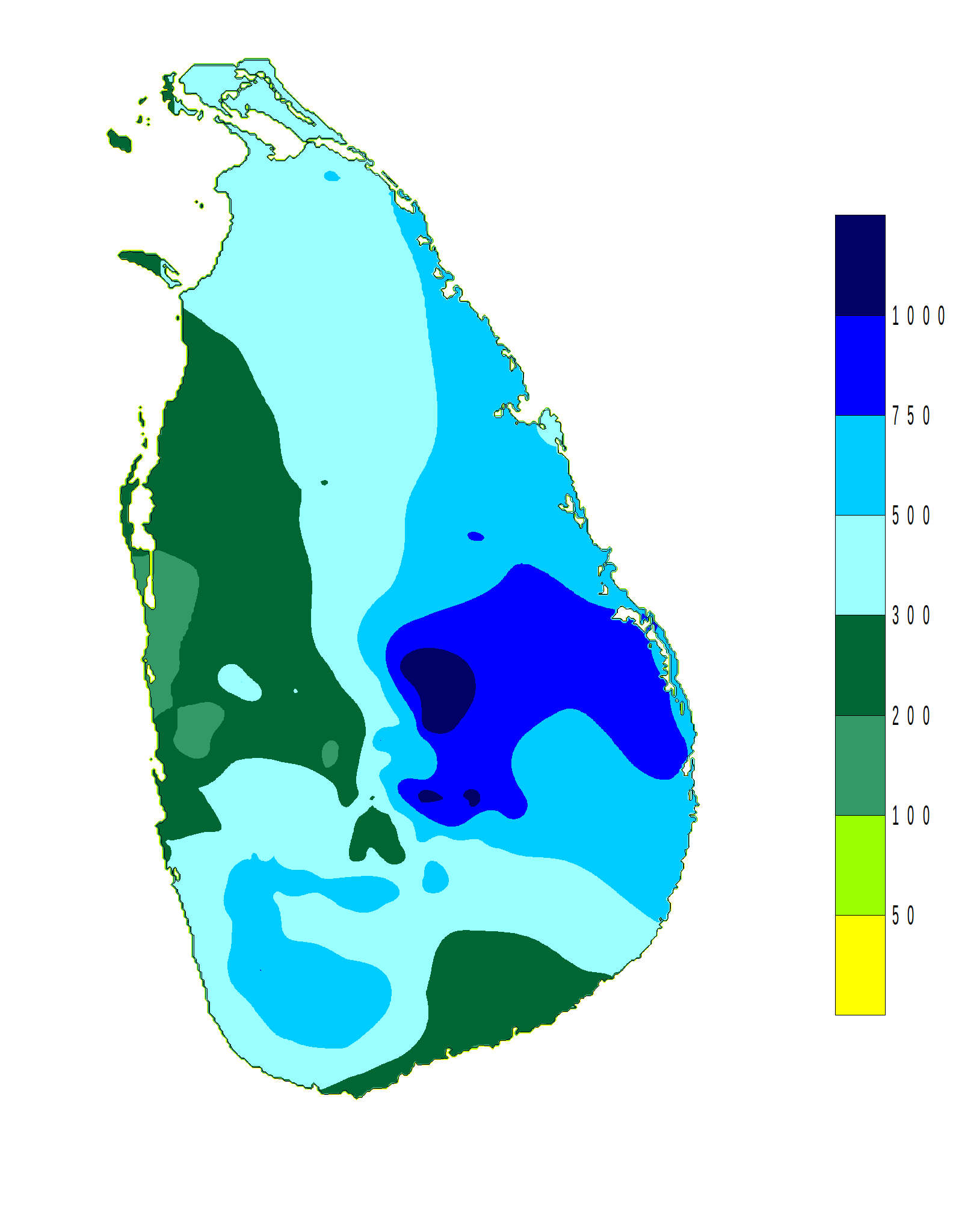 Climate of Sri Lanka